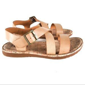 Korks By Kork Ease Strap Gladiator Sandals